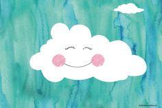 Traumreise für Kinder - Mit der Wolke zum Regenbogen - kostenloser Download