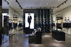 Karl Lagerfeld store in Shanghai