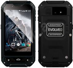 Mobilní telefon EVOLVEO StrongPhone Q5 LTE Blackberry, Coral, Phone, Telephone, Blackberries, Mobile Phones, Rich Brunette