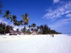 Nyali beach Mombasa.