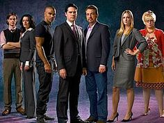 Criminal Minds cast: Matthew Gray Gubler, Paget Brewster, Shemar Moore, Thomas Gibson, Joe Mantegna, AJ Cook, Kirsten Vangsness