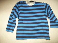"""Bold stripes for boys, still """"in"""" - just found this baby Zutano on the site for (get this....) $ 2.00 !"""