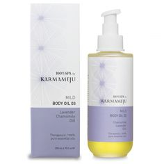 One of the best body oils