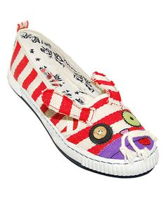 This Robbit Sneaky Beast Slip-On Shoe by TigerBear Republik is perfect! #zulilyfinds