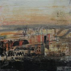 A.Conquero .Mixta /tabla.35x35 cms Painting, Art, Cityscapes, Art Background, Painting Art, Kunst, Paintings, Performing Arts, Painted Canvas