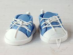 Babyschuhe Tortenfigur für die Taufe, Tauftorte oder als Geschenk zur Geburt Sneakers, Shoes, Tennis Sneakers, Sneaker, Zapatos, Shoes Outlet, Women's Sneakers, Shoe, Footwear