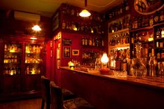 In the Eternal City, you can drink in what many consider one of the world's best bars. But first, you have to find it.