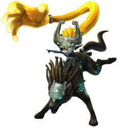 Midna, Battle | Hyrule Warriors | The Legend of Zelda: Twilight Princess