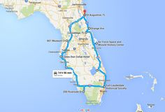 by Christi Here's The Ultimate Terrifying Florida Road Trip — And It'll Haunt Your Dreams  Florida is known for many things: Disney World, alligators, oranges. It's not known for ghosts specifically, but there are plenty here. If you're curious about the darker, more mysterious locations in our state, check out this road trip below. It's a 14-hour drive, so consider taking a long weekend and staying at a hotel along the way. (Some of our stops are even haunted hotels.)Here is the Google…