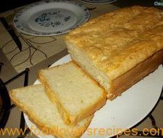 JAN SE GEEN KNIE BROOD South African Dishes, South African Recipes, Ethnic Recipes, Vegan Foods, Vegan Recipes, Cooking Bread, Chiffon Cake, Food Categories, Brunch Recipes