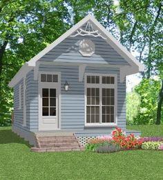 micro house, tiny house