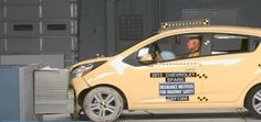 IIHS Top Safety Pick: 2014 Chevy Spark