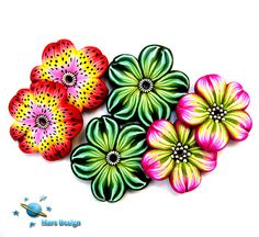 Flower beads | Flickr - Photo Sharing!