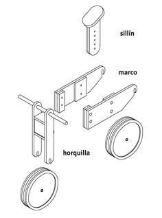 Hágalo Usted Mismo - ¿Cómo construir una bicicleta infantil de madera?