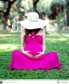 Maternity Photography... If I ever do a shoot like that.