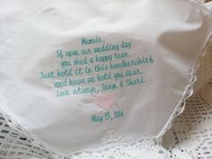 Grandma Shed A Happy Tear   Know I Hold You Dear Gift to by elgies, $22.00