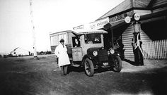 Ocean Grove Post Office: 4th PO at side of Corner Store, cnr The Terrace and Hodgson Street - PO near picket fence on the right