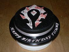 World Of Warcraft Cake  Flickr Photo Sharing