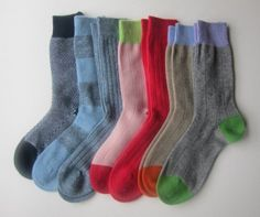 Cashmere socks! The world may never know just how much I love comfy socks, especially cashmere socks!!!
