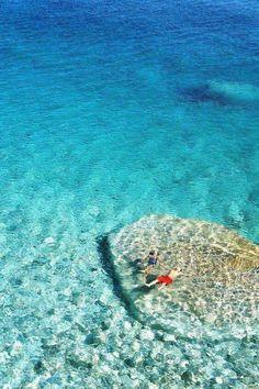 ღ❤️Turquoise lovely color❤️ღ Seychelles Beach, Ikaria Greece Les Seychelles, Seychelles Beach, Seychelles Islands, Fiji Islands, Cook Islands, Dream Vacations, Vacation Spots, Tourist Spots, Ikaria Greece