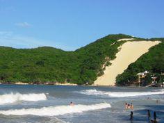 (Morro do Careca em Natal - Rio Grande do Norte)