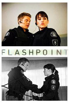 Sam & Jules in Flashpoint