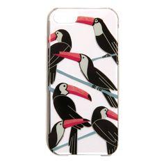 Toucans iPhone 5 case