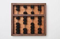 """Sonya Clark """"abacus"""" 2010 hair http://sonyaclark.com/ https://www.facebook.com/sonya.clark.967?fref=ts https://twitter.com/syclarkart https://instagram.com/sysclark/"""