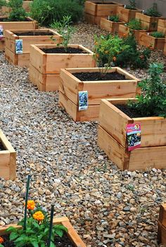 DIY Raised Garden Beds & Planter Boxes | The Garden Glove