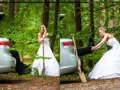 Zdjęcia ślubne nie muszą być nudne  #trashthedress #wedding #session #bride #weddingdress #weddingphotographer #zdjeciaslubne #slub #fotograf #fotografiaślubna #szysz  www.danielszysz.pl