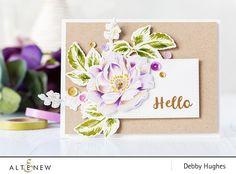 Beautiful Day Stamp Set – Altenew