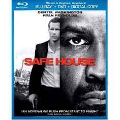 Safe House (Two-Disc Combo Pack: Blu-ray + DVD + Digital Copy + UltraViolet) (Universal Studios Home Entertainment)