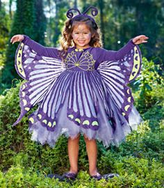 Butterfly Halloween Costumes totally ghoul toddler purple monarch butterfly halloween costume size 2t 4t Moth Halloween Zoey Halloween Costumes For Halloween Halloween Dress Up Halloween Ideas Butterfly Purple Purple Butterfly Costume Butterfly Kid