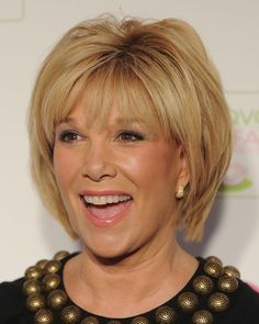Short Hairstyles For Women Over 60 With Bang: Be Younger with Short Hairstyles…