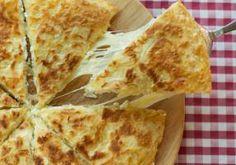 Παραδοσιακή ποντιακή πίτα-Περέκ
