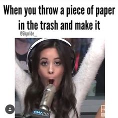 Fifth harmony funny quote Camren, Funny Cute, The Funny, Hilarious, Laughing So Hard, Math Class, Funny Posts, Kobe, Buckets
