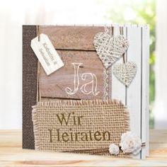 Einladungskarte Hochzeit Shabby Chic Musterkarte/ohne Text