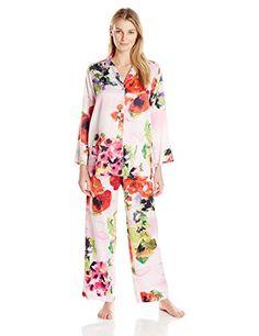 Natori Women's Water Spring Pajama - http://darrenblogs.com/2016/02/natori-womens-water-spring-pajama/