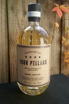 Four Pillars Barrel Aged Gin - The Gin Queen