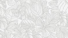 Tapete Kollektion SummerBreeze mit Schmetterling-Motiv | #butterfly # wallpaper #wallcovering #papier peint