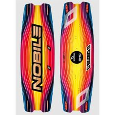 Nobile 2HD Kite board 2013