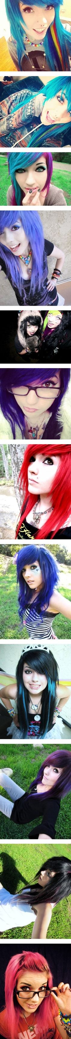 """""""LEDA HAIR"""" by punk-127 ❤ liked on Polyvore"""