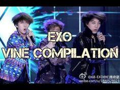 Funny Exo Vine Compilation Part 1