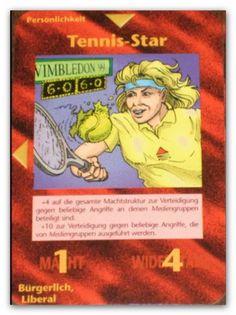 Illuminati Card Tennis Star