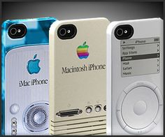 I don't have an iPhone (I know last person on Earth!) but if I did it would be one of these classics!!!