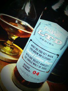 Beerattitude: Full Sail Brewing Series LTD #4