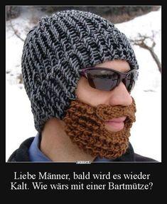 bearded lumberjack hat black and gray, The Original Beard Beanie, crochet beard hat, crochet beard b