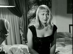 Maria Luisa Mangini, the actress who called herself Dorian Gray, in Fellini's The Nights of Cabiria. Fellini Films, Sweet Charity, Italian Actress, Dorian Gray, Call Her, Cinema, Icons, Actresses, Grey
