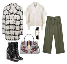 """""""Untitled #484"""" by rubysparks90 on Polyvore featuring Burberry, Alexander McQueen, Gucci, Marc Jacobs and Hermès"""
