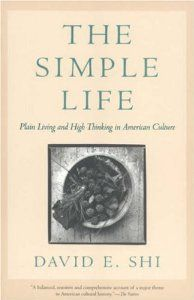 """""""The Simple Life"""" by David E. Shi, $15.49"""